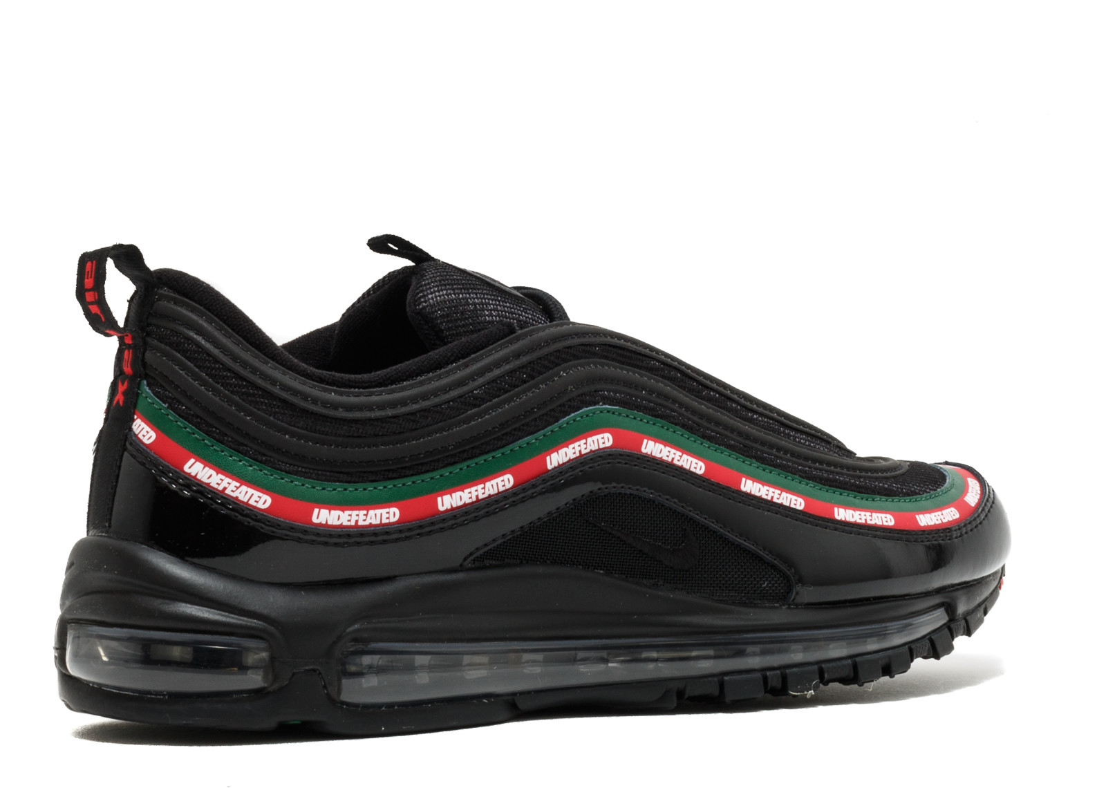 Details about Nike Air Max 97 Og Undftd 'Undefeated' Aj1986 001 Size 10.5