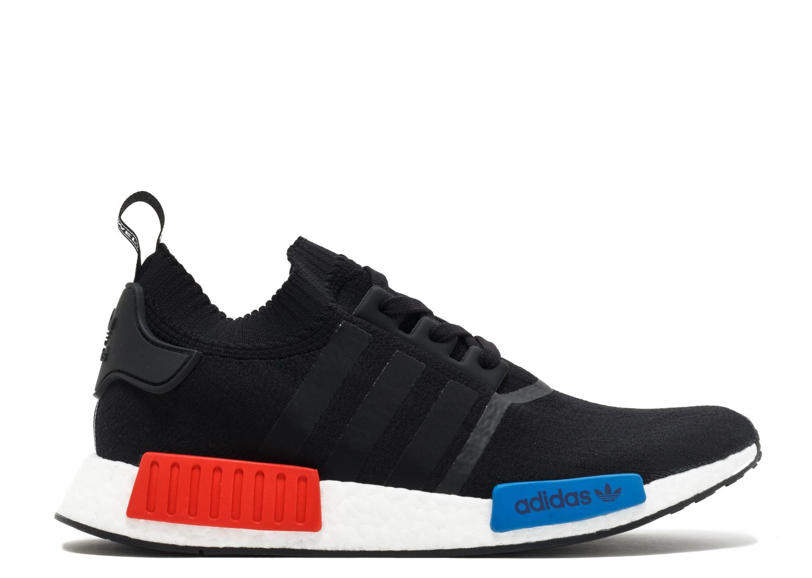 adidas nmd primeknit og black