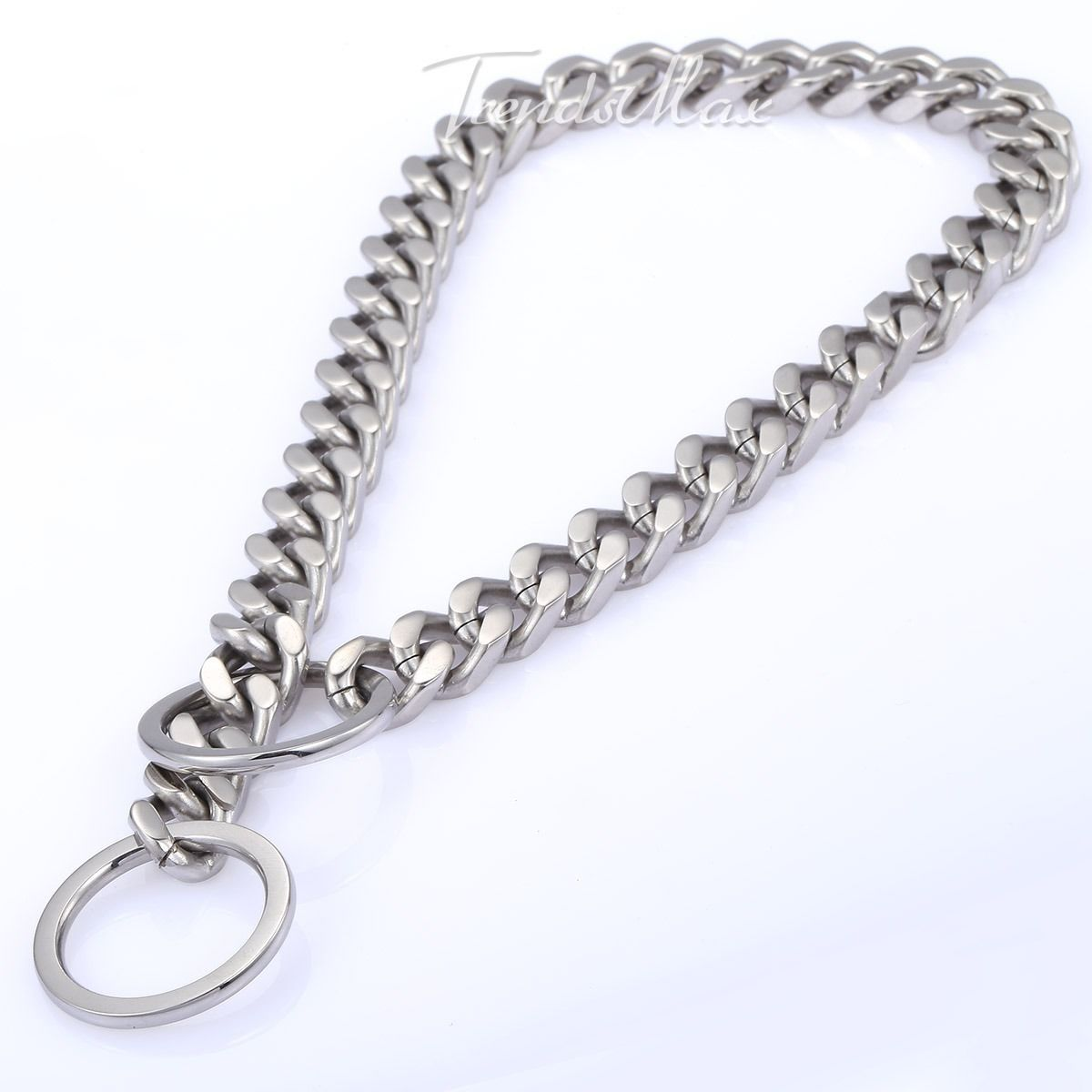 how to clean silver dog chain