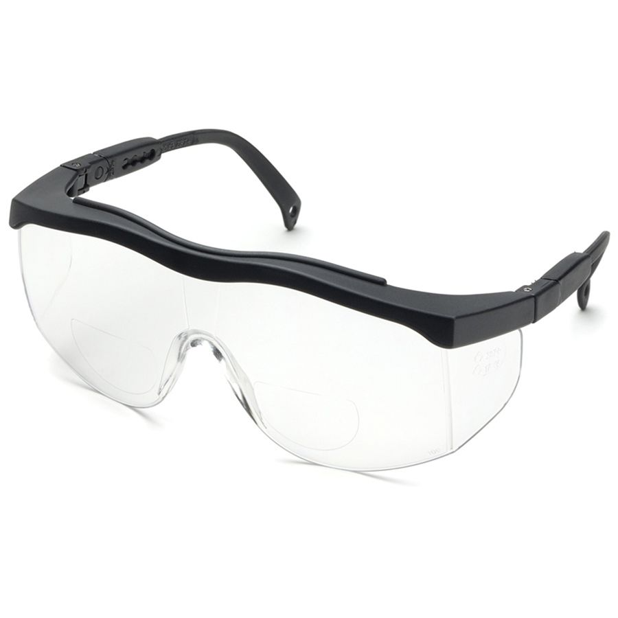 26f36124bb Elvex Rx-100 Bifocal Safety Glasses With Clear Lens