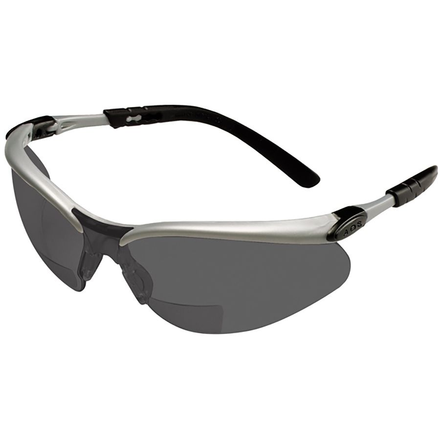 ba8c2eeade6 3M BX Bifocal Safety Glasses With Gray Anti-Fog Lens