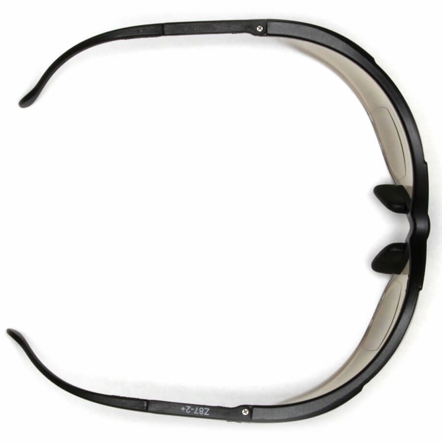 Pyramex-V2-Reader-Bifocal-Safety-Glasses-with-Black-Frame-and-Clear-Lens thumbnail 10