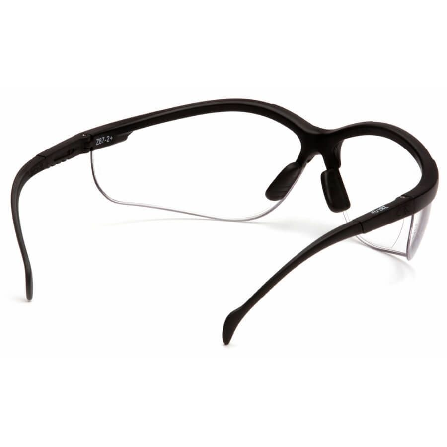 Pyramex-V2-Reader-Bifocal-Safety-Glasses-with-Black-Frame-and-Clear-Lens thumbnail 8