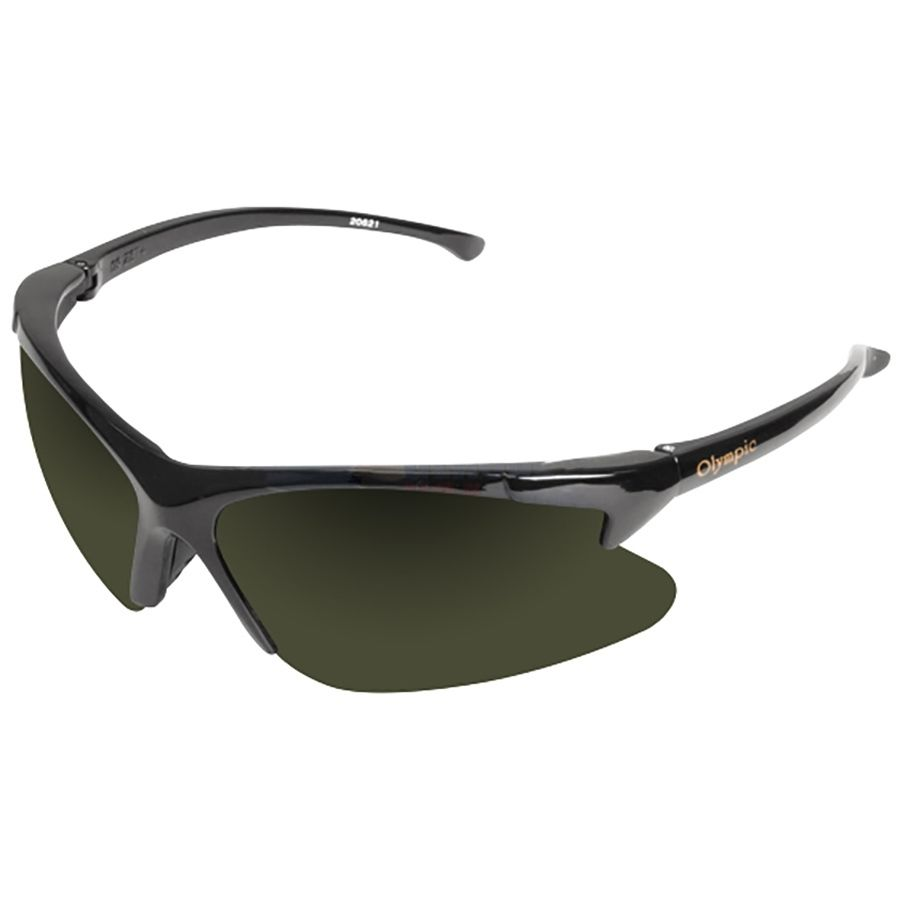 0c7bdb6471b Details about Olympic 30-06 Bifocal Safety Glasses with Shade 5 Lens