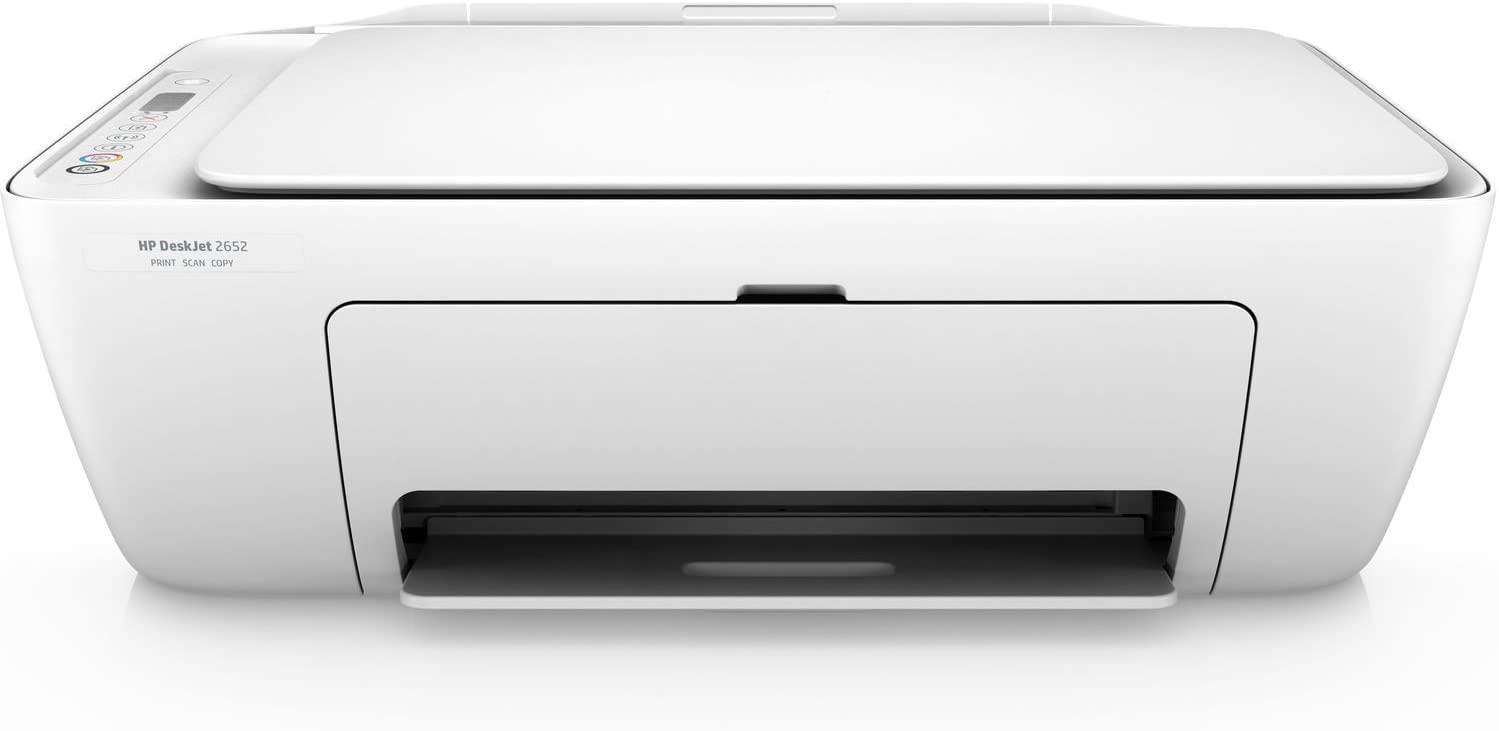 HP DeskJet 2652 AllinOne Wireless Color Inkjet Printer ...