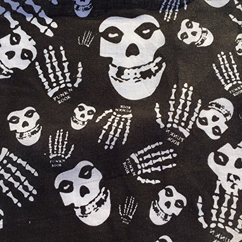 100-Cotton-Paisley-Bandana-Bandanna-Headwear-Scarf-Neck-Wrist-Wrap-Band-Headtie thumbnail 12