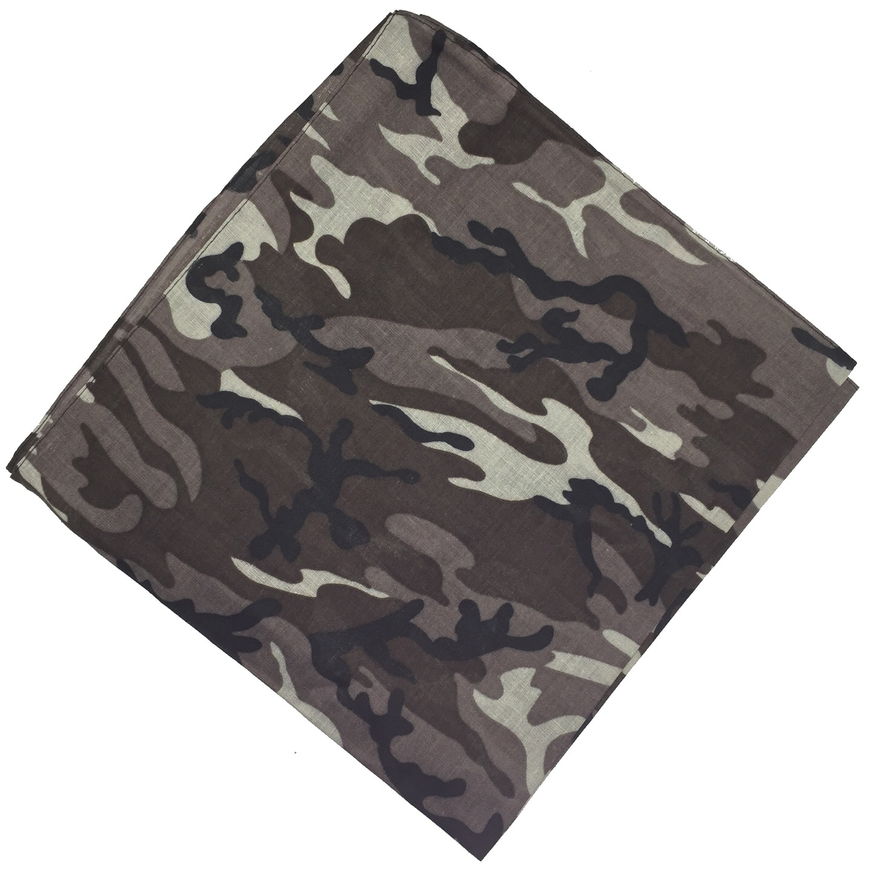 100-Cotton-Paisley-Bandana-Bandanna-Headwear-Scarf-Neck-Wrist-Wrap-Band-Headtie thumbnail 29