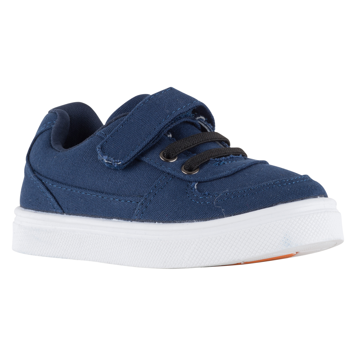 """Oomphies /""""Evan/"""" Infant Boys Sneakers In Grey with orange Now only £8.90"""