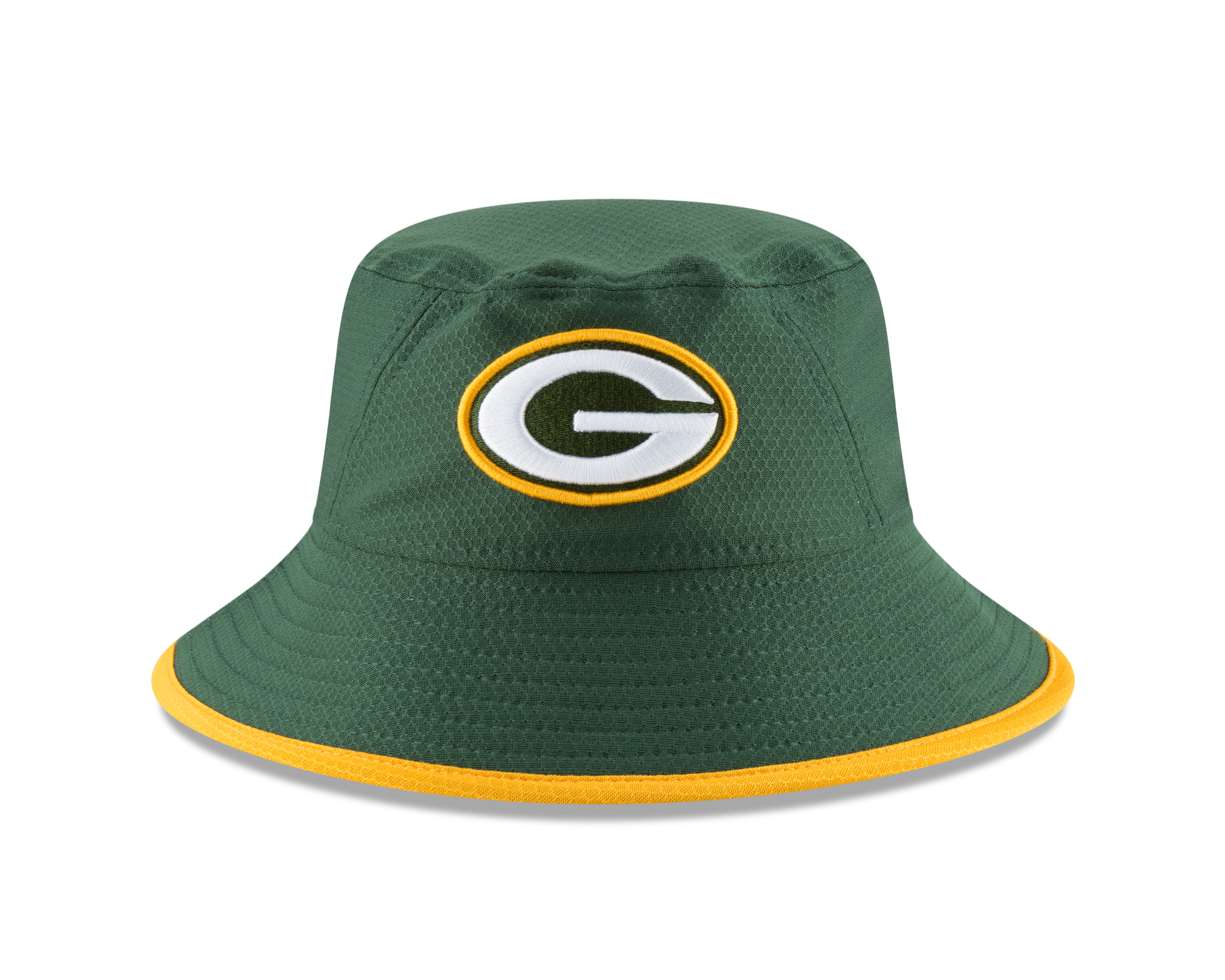 4f4d2db6f Details about Green Bay Packers Hex Team Bucket Hat FREE SHIPPING