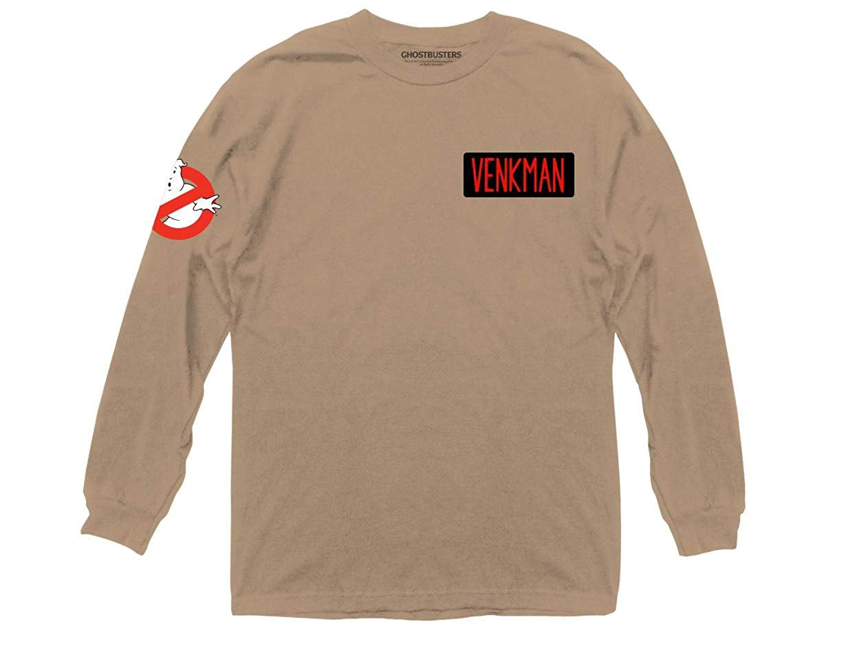 The Real Ghost Busters Animated TV Series Venkman Adult T Shirt