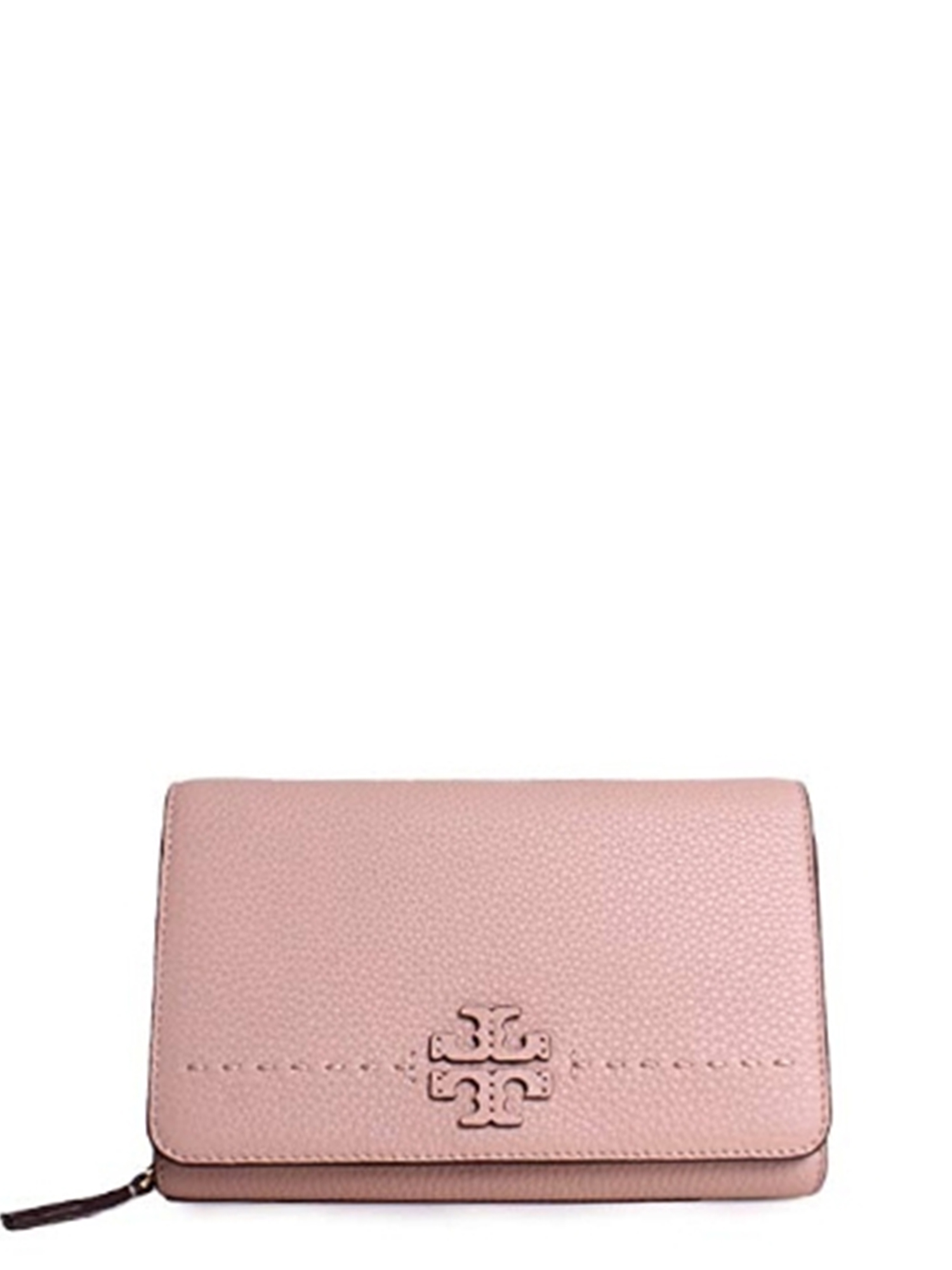 41c332853966cd ... discount code for tory burch mcgraw flat wallet crossbody purse one  size devon sand d71bc b2435