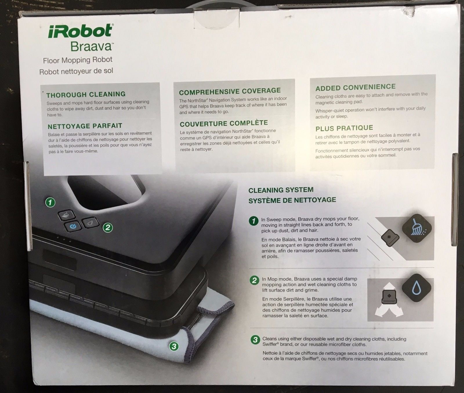 in roomba cleaner new floors mopping robot india robots two brings vacuum home irobot floor robotic