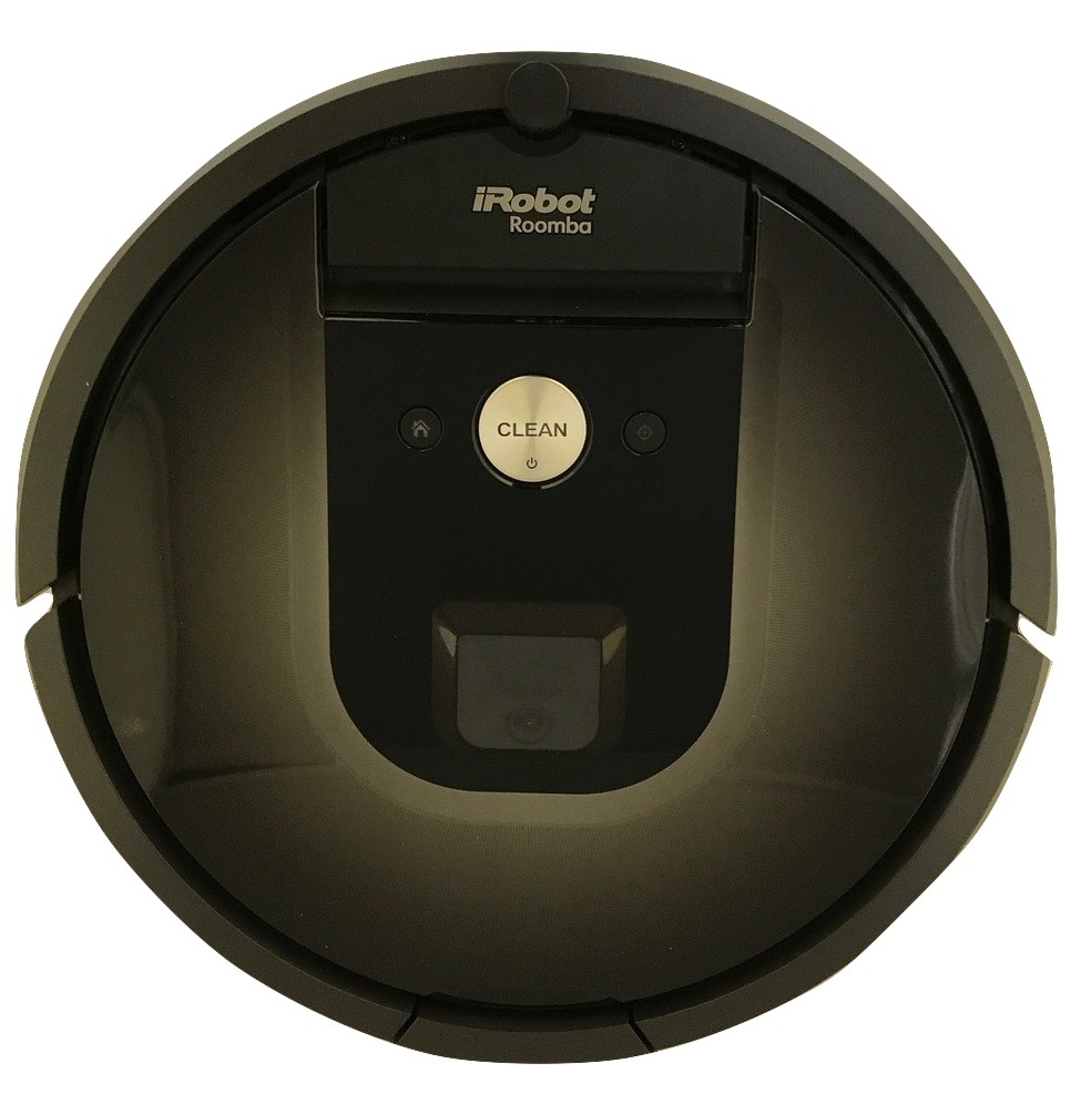 irobot roomba 980 vacuum cleaning robot pet r980020. Black Bedroom Furniture Sets. Home Design Ideas