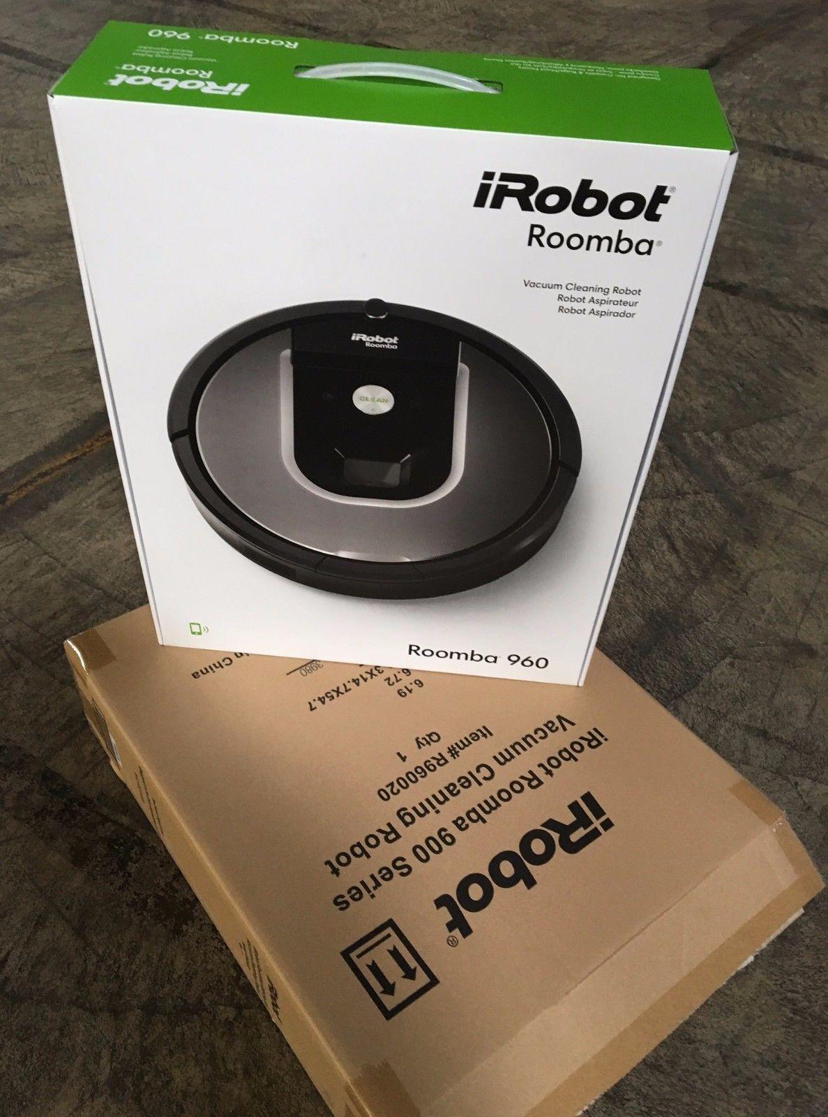 Robot Roomba Vacuum Cleaning Robot Pet R980020 Brand