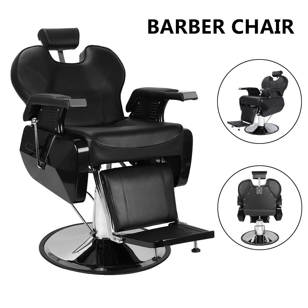 Winado Barber Chair All Purpose Hydraulic Recline Salon Chair Hairdressing Furniture For Beauty Salon Spa Shampoo Hair Styling