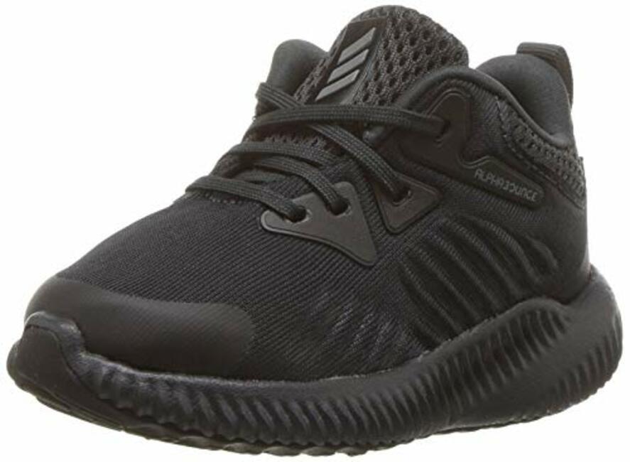 cheap for discount b7e25 62b3f adidas Unisex Alphabounce Beyond Running Shoe Carbon Grey Black 6.5 M US  Big Kid