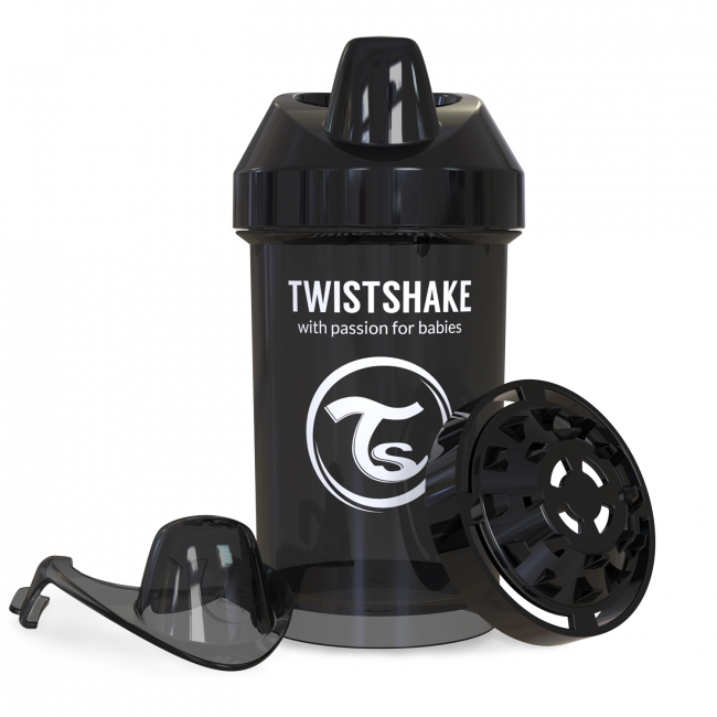 Twistshake-Ergonomic-Spill-free-Fruit-Infuser-Crawler-Cup-300ml-Sippy-Cup thumbnail 3