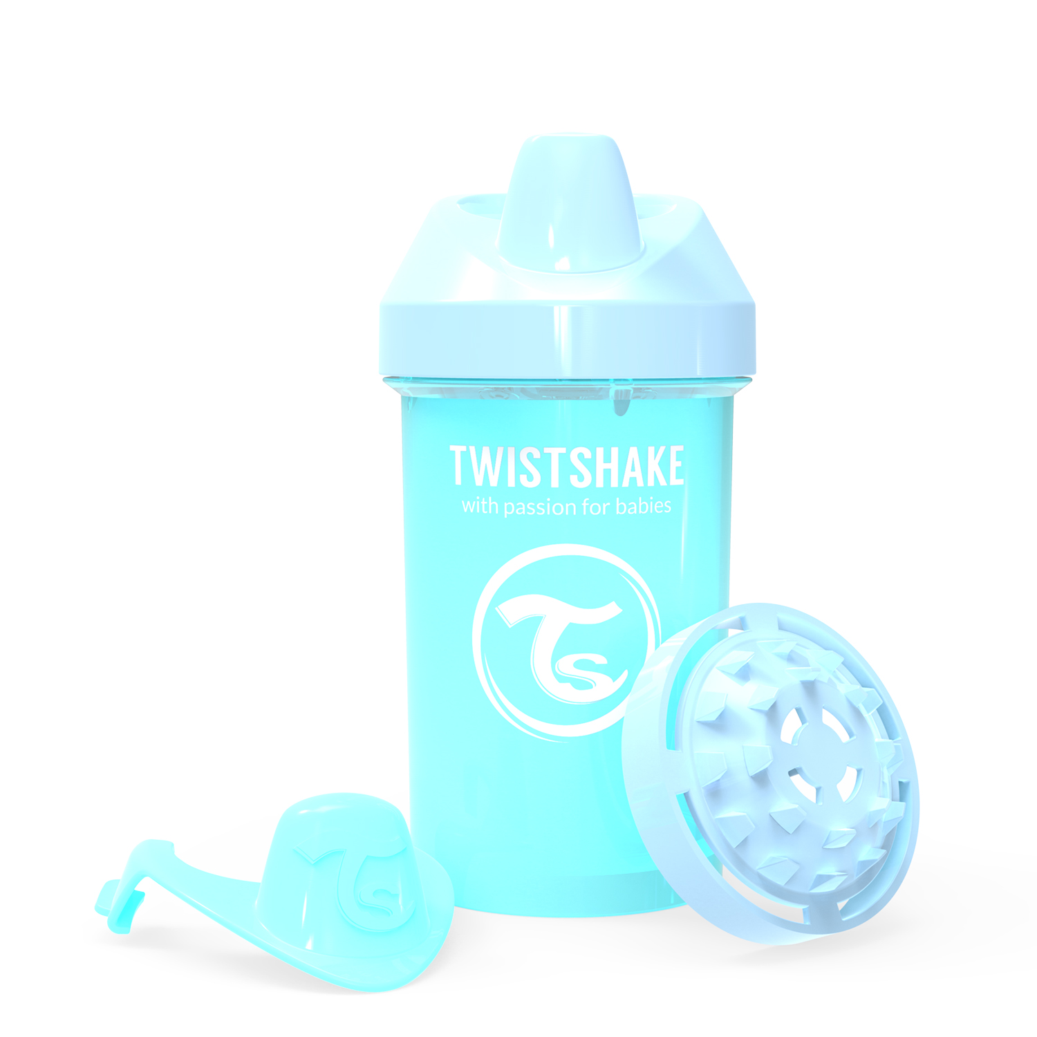 Twistshake-Ergonomic-Spill-free-Fruit-Infuser-Crawler-Cup-300ml-Sippy-Cup thumbnail 7