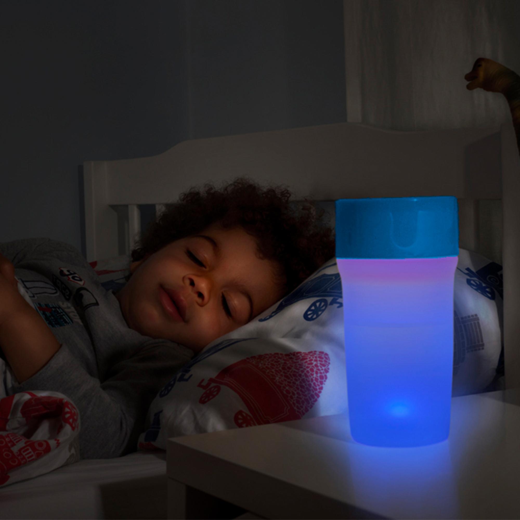 Little-Litecup-Sippy-Cup-Nightlight-Non-Spill-360-Drinking-Edge-220ml thumbnail 5
