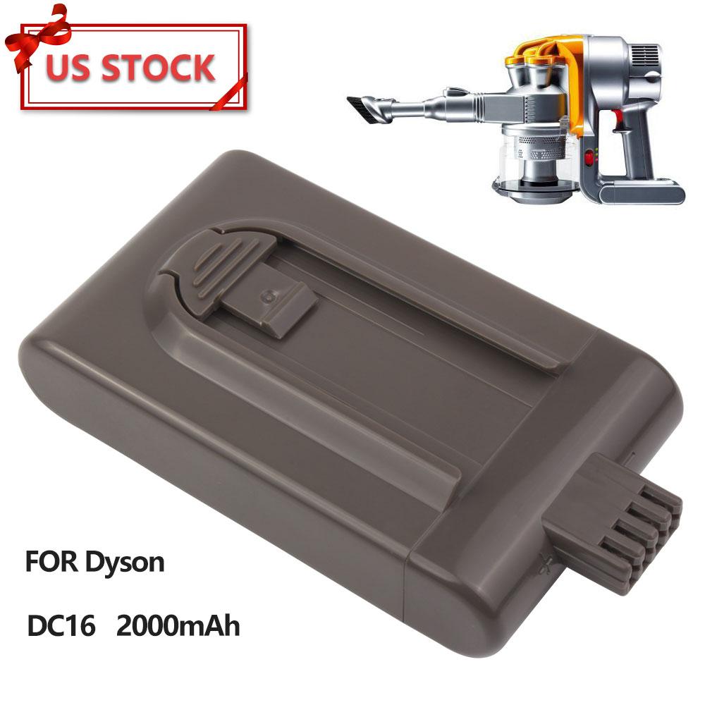 new 21 6v battery for dyson dc16 912433 04 912433 01 12097 animal root 6 655421438569 ebay. Black Bedroom Furniture Sets. Home Design Ideas