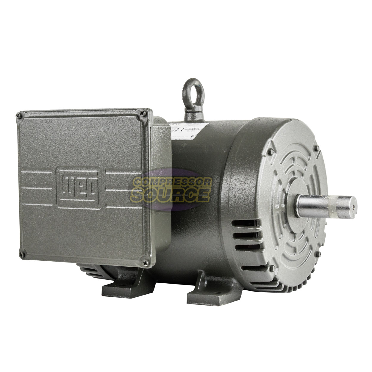 7 5 Hp Replacement Motor 1 Phase 3450 Rpm 184t For