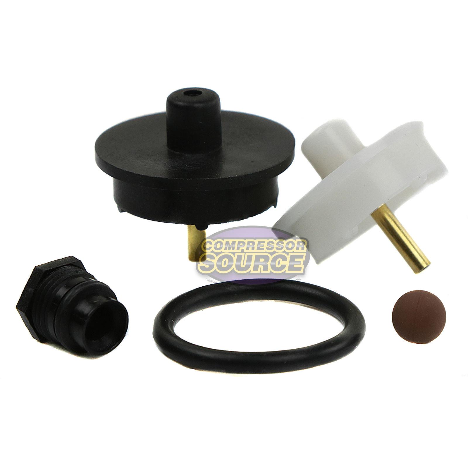 Sanborn coleman powermate air compressor