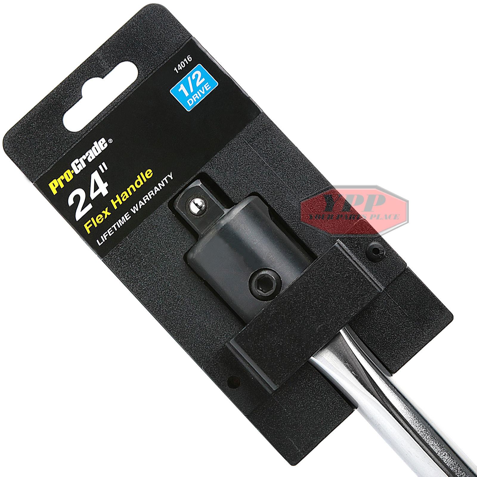 24 Quot 1 2 Quot Drive Breaker Bar Flex Handle Socket Wrench Heavy