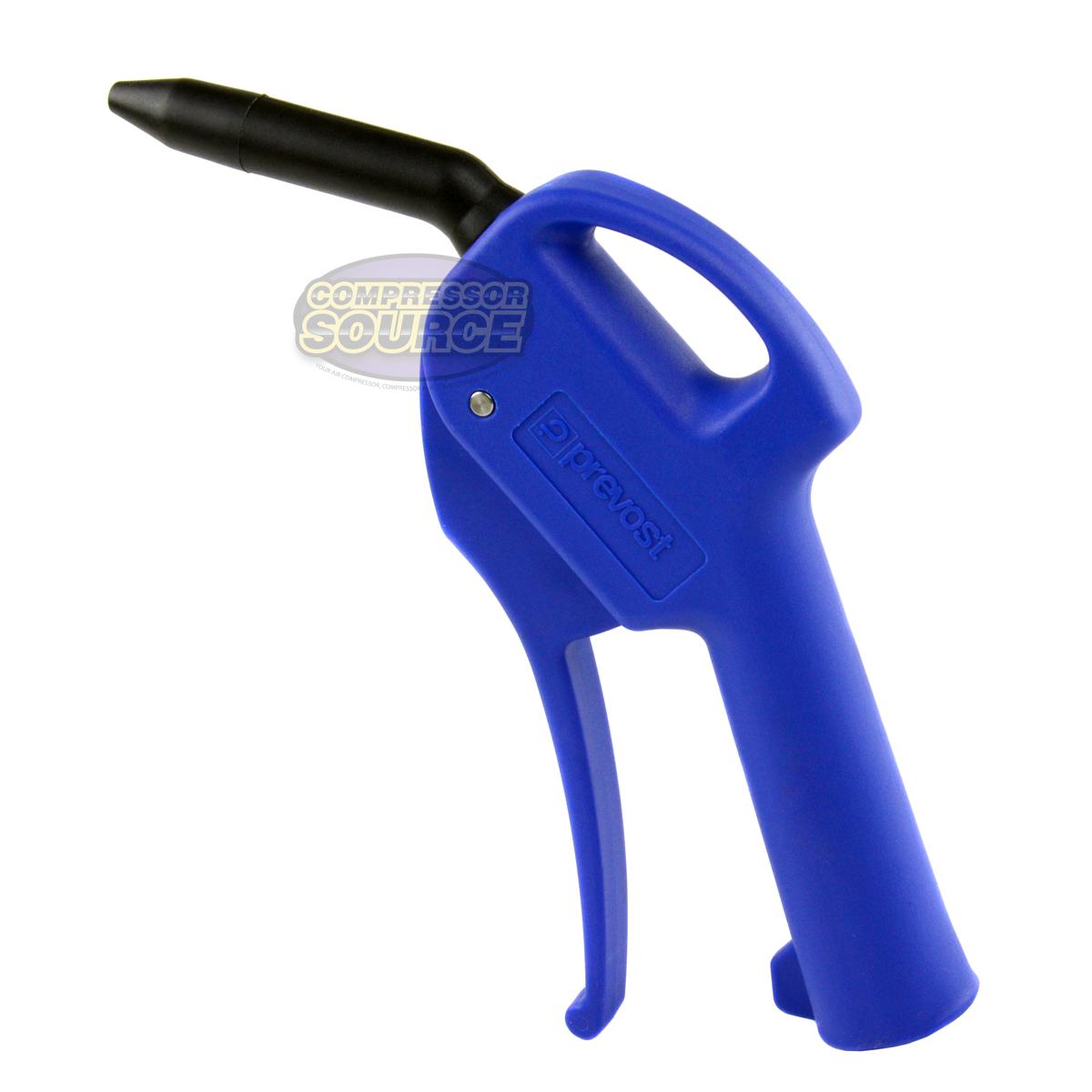 "Prevost 1//4/"" NPT Blow Gun Compressed Air Tool Swivel Hose Blowgun Kit KBSH324"