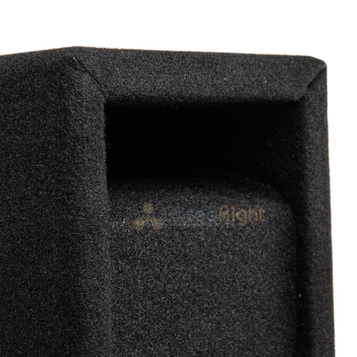 "Atrend 6.5DVME 6.5/"" Dual Shallow Hyper Vented Enclosure Bbox Series Hardwood MDF"
