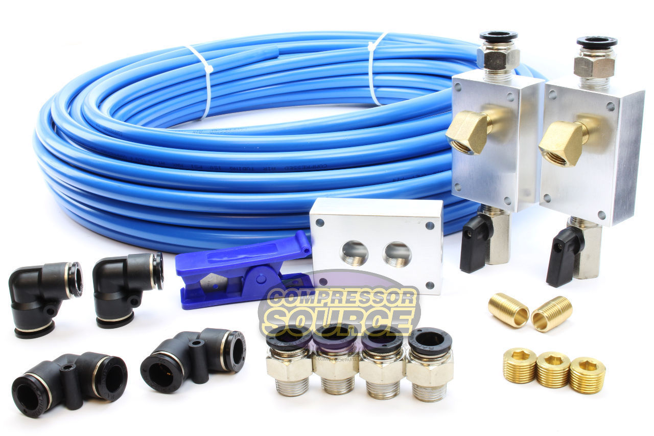 Details about RapidAir #90500 Complete home Rapid Air Master Compressed Air  Piping System