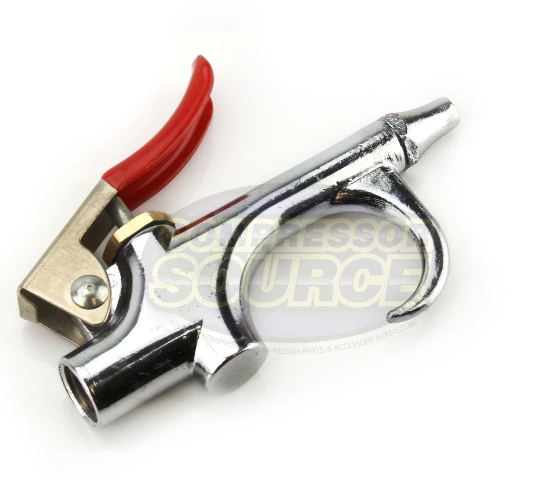 5 Pc Air Blow Gun Needle Nozzle Inflation Compressor