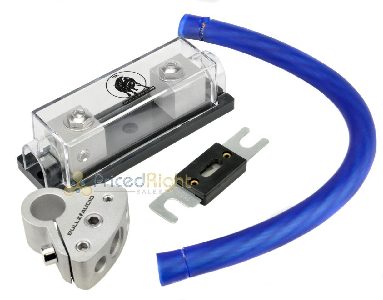 bkanl0 bt_155__1 150 amp anl fuse holder w 1 ft power wire inline block battery 150 amp fuse block at webbmarketing.co
