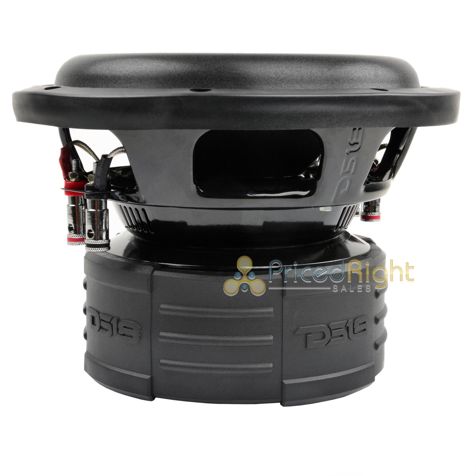 Details About Ds18 Elite Z8 8 Subwoofer Dual 4 Ohm 900 Watts Max Bass Sub Speaker Car Wiring Subwoofers Speakers To Change Ohms