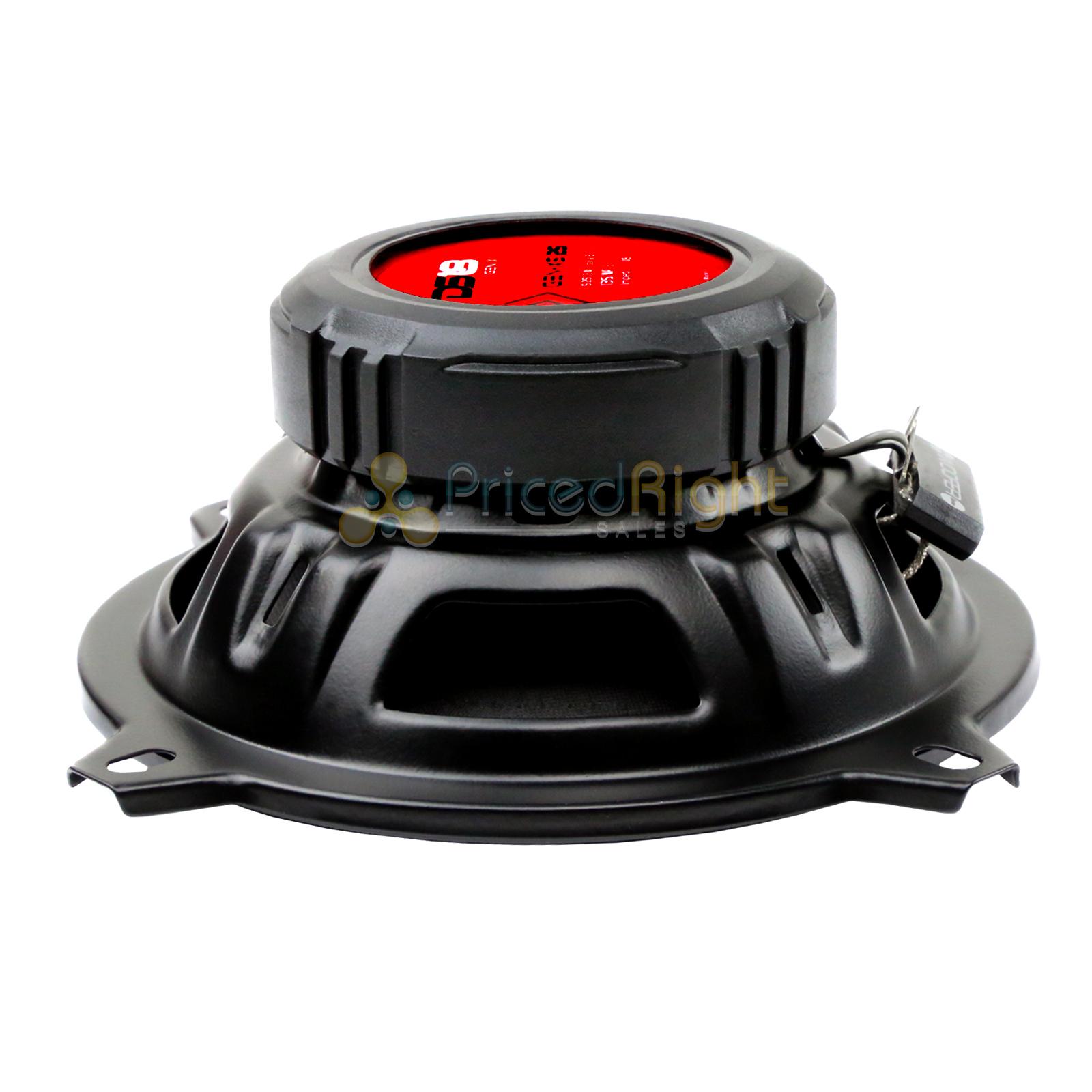"""DS18 5.25/"""" 135 Watts Max Power 2 Way Coaxial Speaker 4 Ohm GEN-X5.25 Set of 2"""