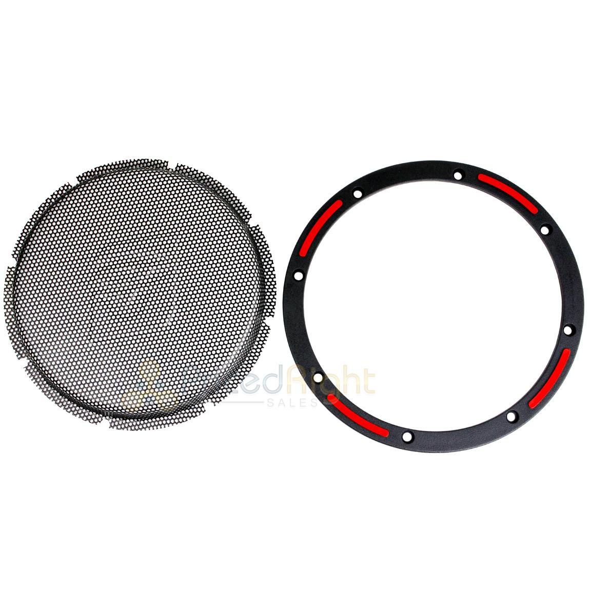 10 Subwoofer Mesh Grill Speaker Accessory Black/Cerwin Vega H710GRL for H7104D