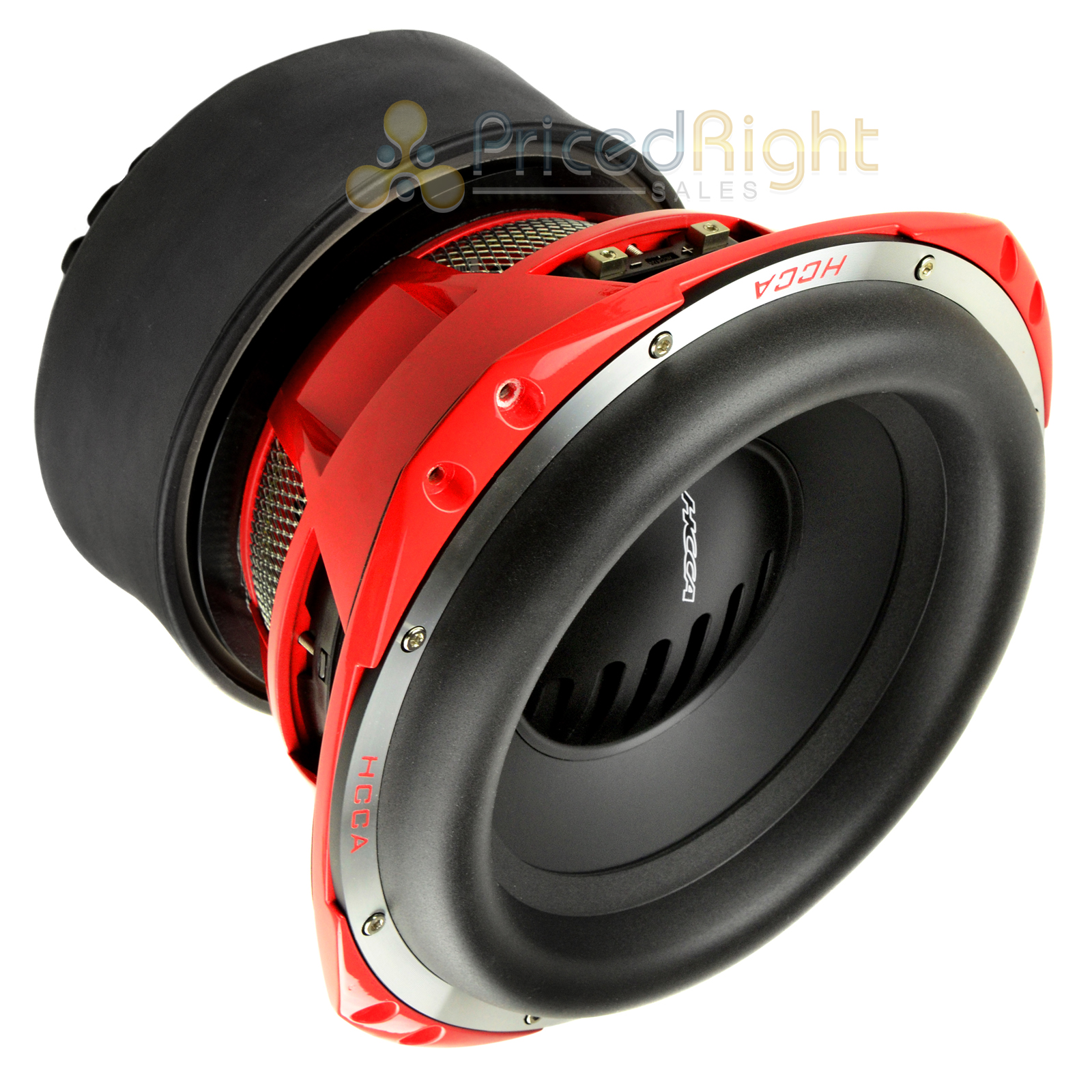 Dual Voice Coil 4 Ohm Sub Wiring