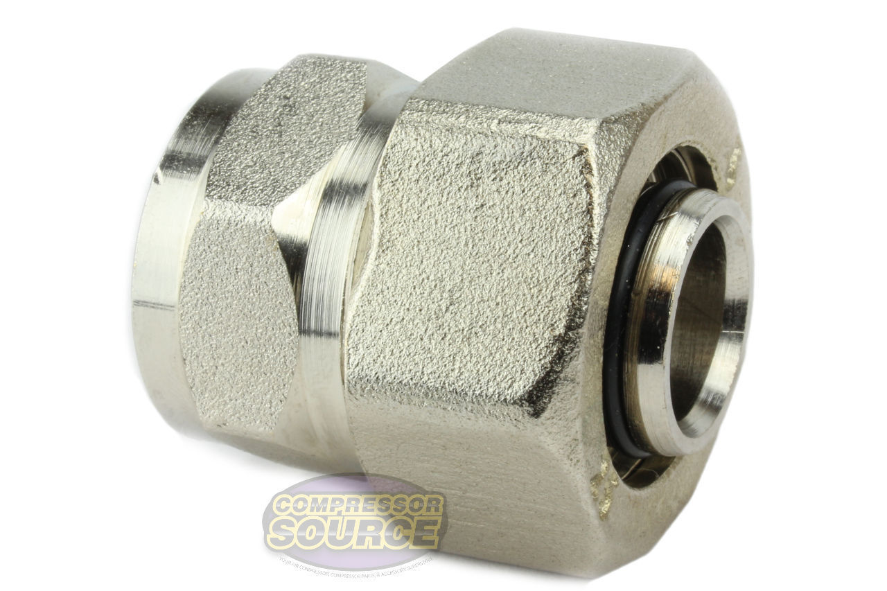 """ZORO SELECT YSFB-50 Y Strainer,316 SS,1//2/"""",FNPT x FNPT"""