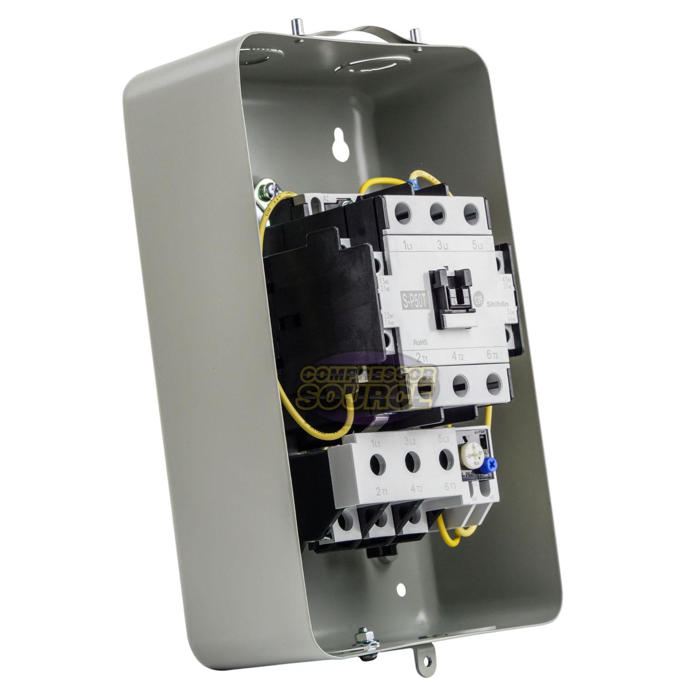 Diagram New 15 Hp Horsepower Magnetic Motor Starter Control Switch