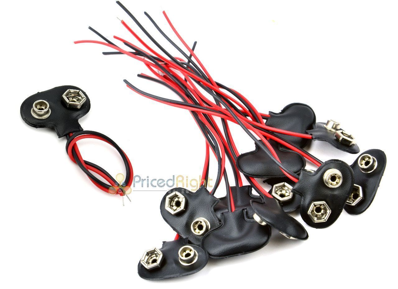 nb2 10_358__1 9v battery connector ebay 9 volt battery wiring harness at gsmx.co