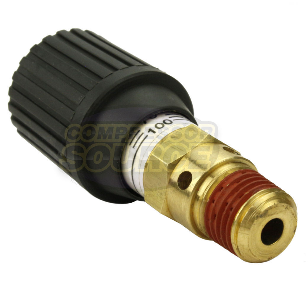 Psi brass cr series adjustable air pressure relief