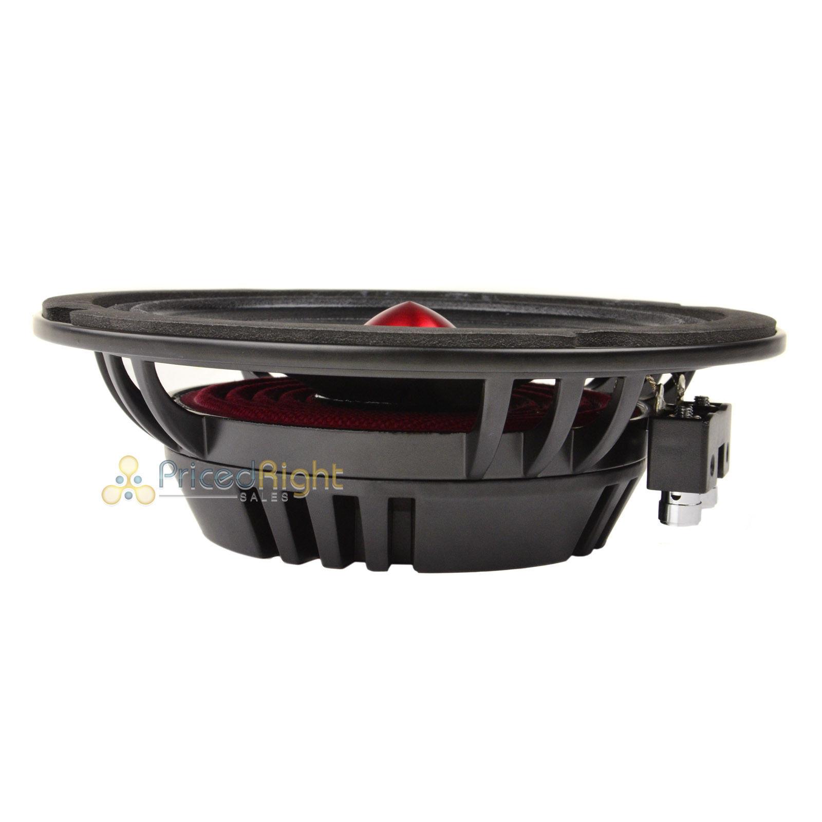 "DS18 PRO-NEO6SLIM 6.5/"" Shallow Midrange Loudspeaker Slim Thin 400 Watt Speaker"