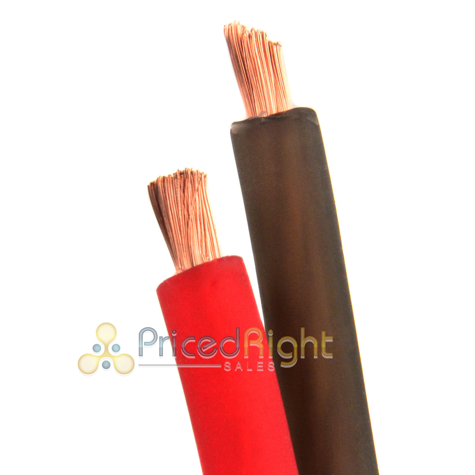 Cable 5/' Red 5 ft Black 10/' Super Flexible 8 Gauge Power /& Ground Wire
