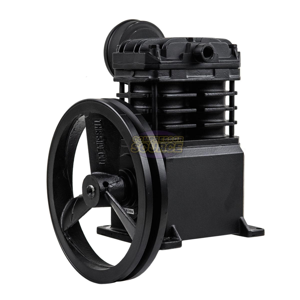 flywheel BRAND NEW Campbell Hausfeld VT4823 2Hp Cast Iron Air Compressor Pump