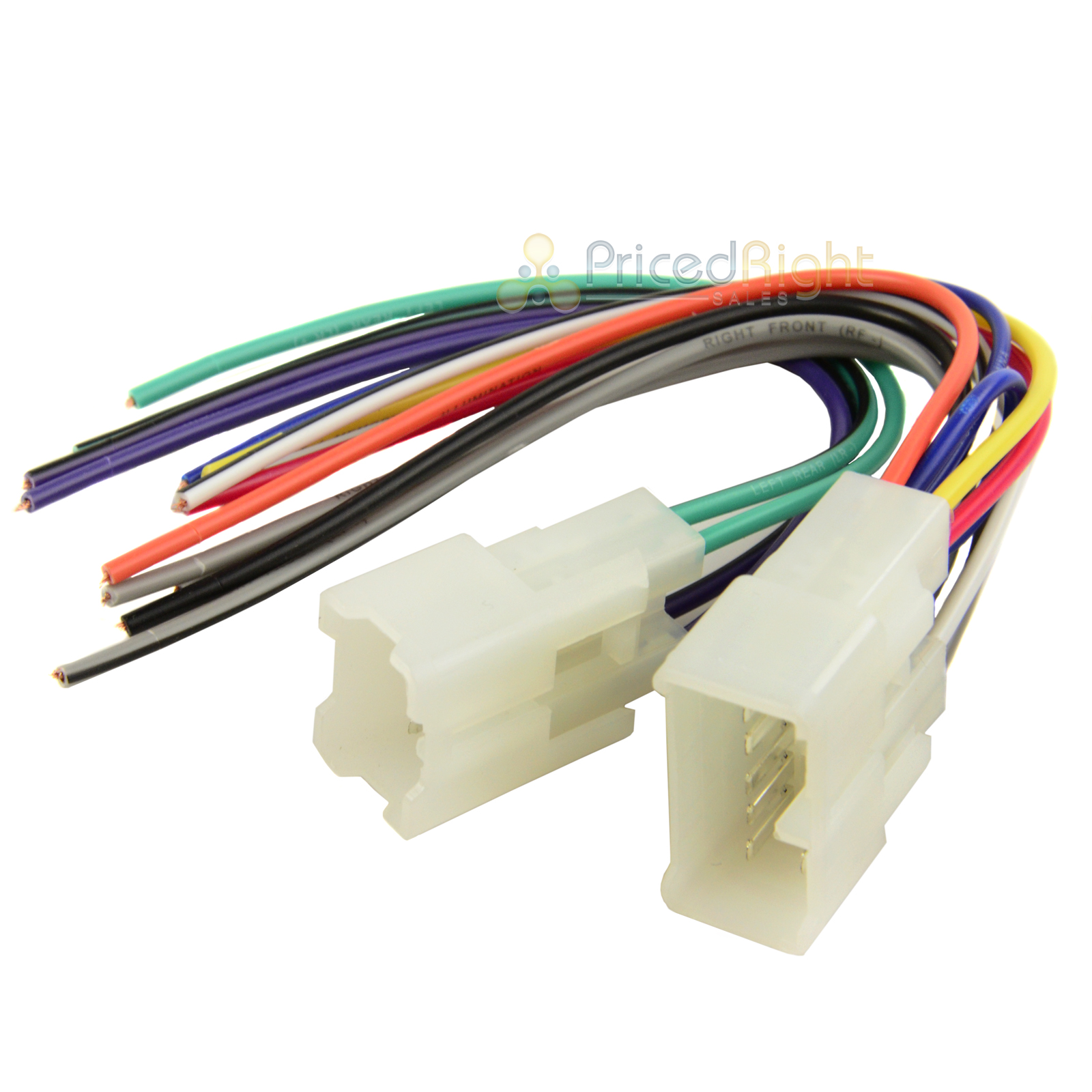 toy 1950 car wire harness toyota scion 1987 up wiring installation rh ebay com Toyota Wire Harness Connectors 1987 Toyota Corolla Wiring Diagram