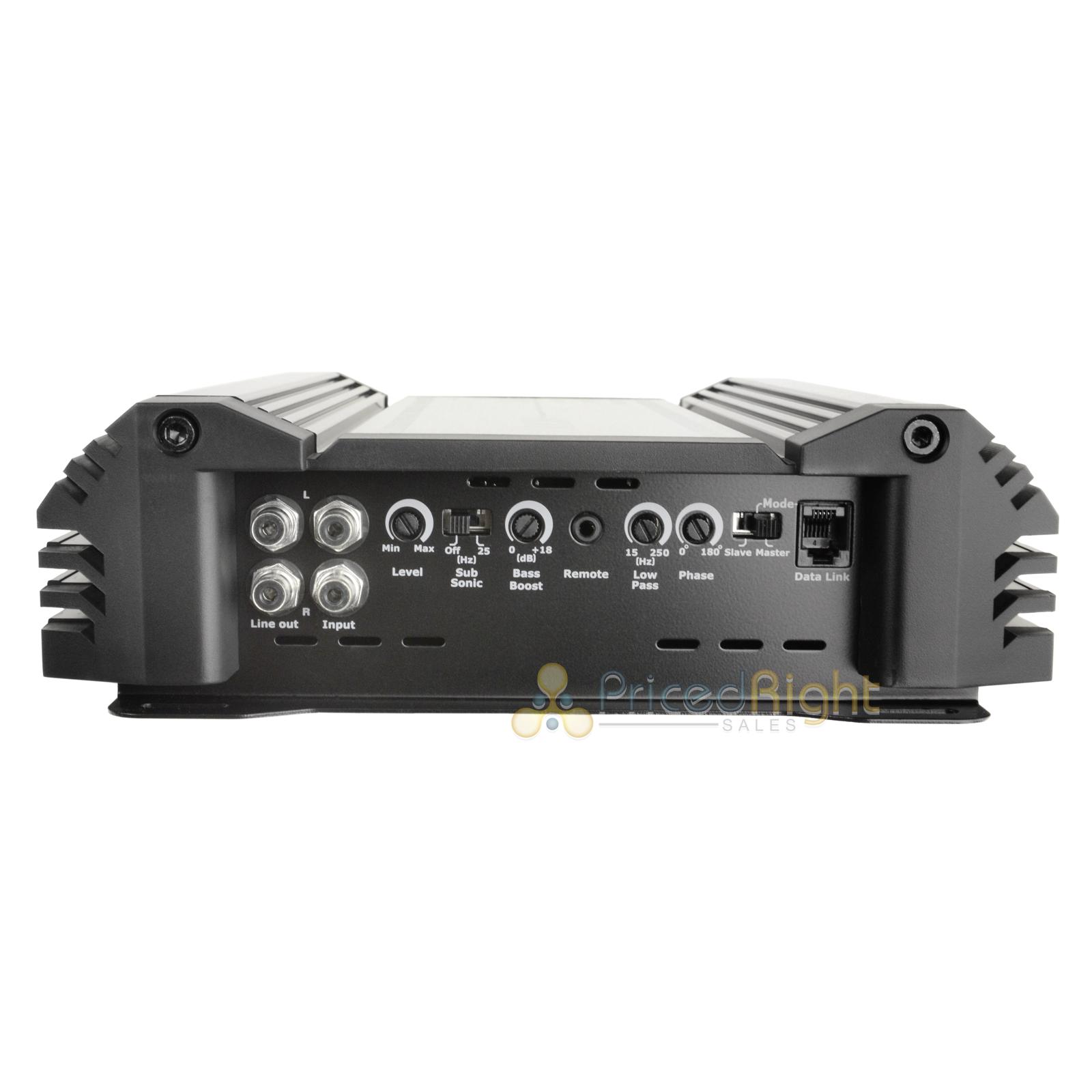 Orion Xtr Series Class D Mono Channel Amplifier Xtr15001dz 1500 Subwoofer Wiring Watts Rms