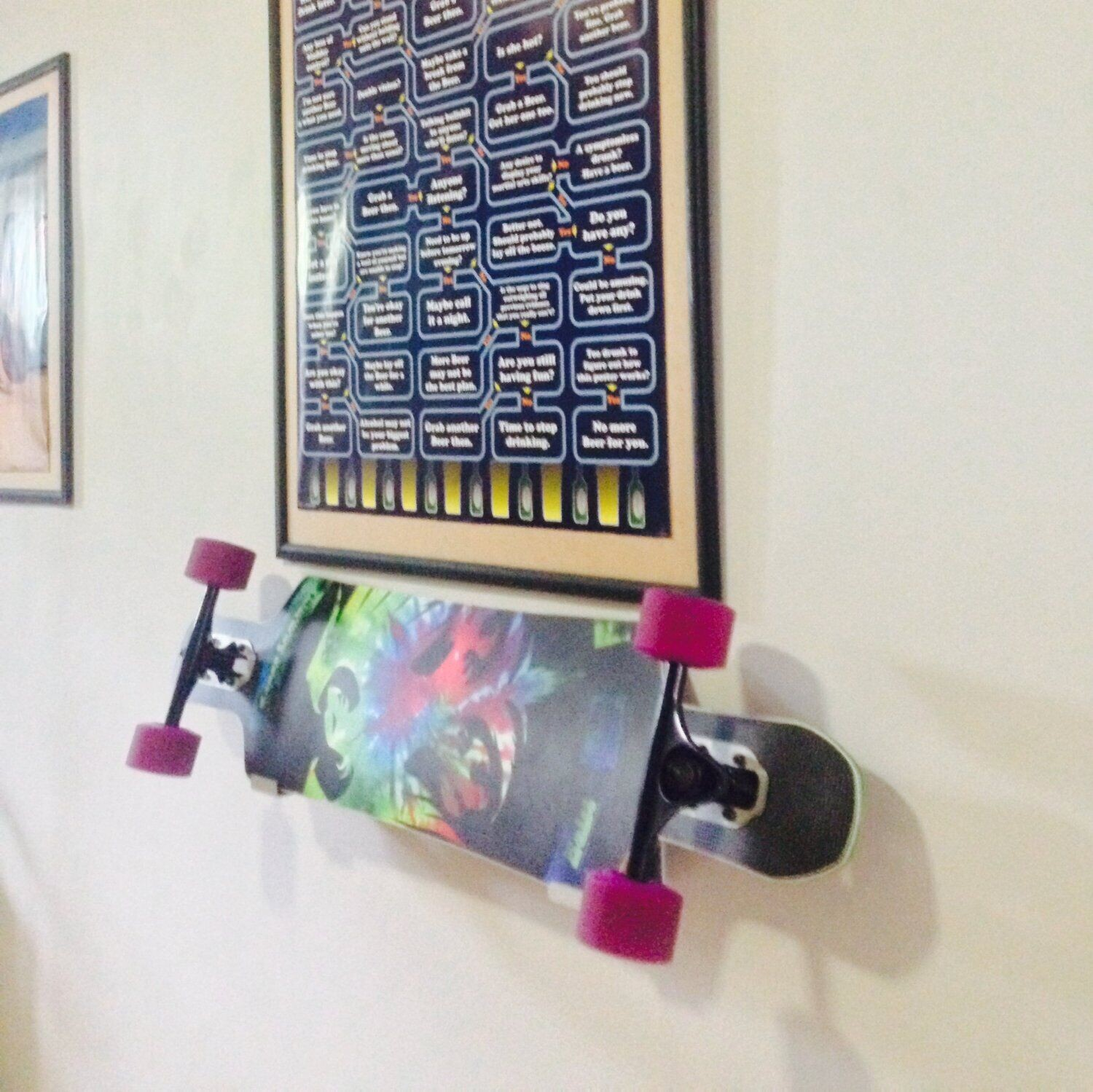 wall regard display hanging for x rack pro your surfboard mount to with proportions a as ideas