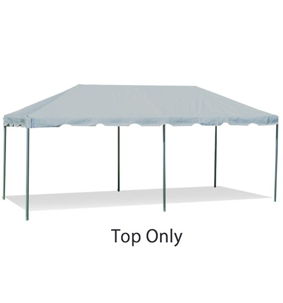 Heavy Duty Replacement Canopy Tent Top 10x20\' Waterproof Premium ...