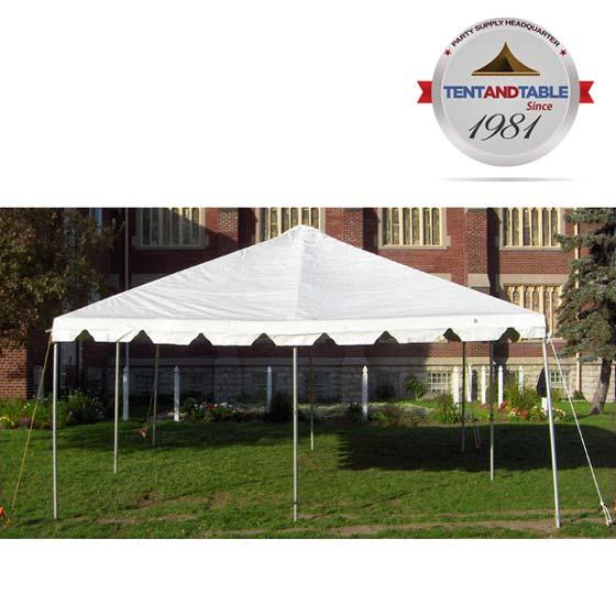 20u0027 x 20u0027 Heavy Duty Tent West Coast Style Commercial Party Wedding Canopy White  sc 1 st  eBay & 20u0027 x 20u0027 Heavy Duty Tent West Coast Style Commercial Party ...