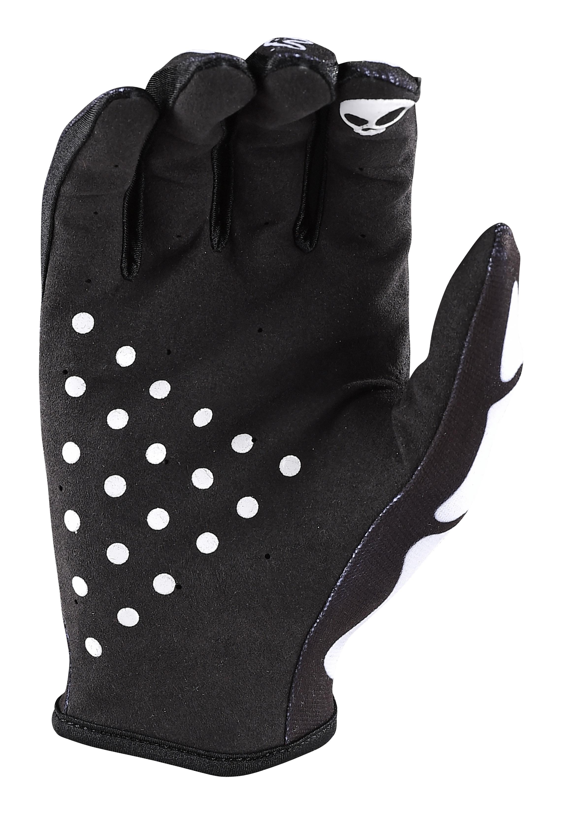Troy Lee Designs Mountain Bike Air Full Finger Gloves Americana Navy//Red Size LG