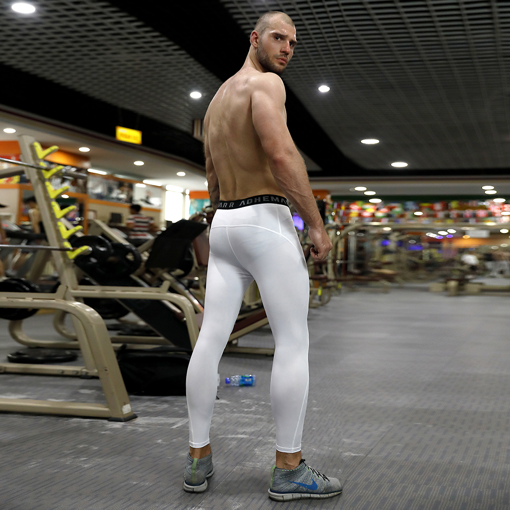 Men S Shorts Gym Pants Cycling Tights Compression Sports Wear